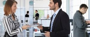 27297465-corporate-business-people-working-at-office-smiling-